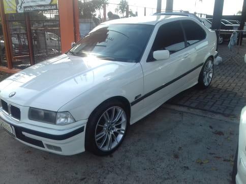 1995 bmw 318i compact 1.8 16v 2p