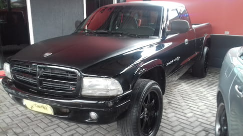 2001 dodge dakota r/t v-8 5.2 2p