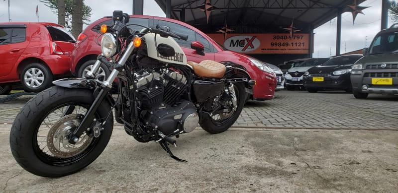 HARLEY-DAVIDSON XL 1200 X