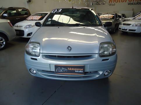 2003 RENAULT CLIO SEDAN RT 1.0 16v
