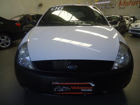 2006 ford ka 1.0 8v 2p