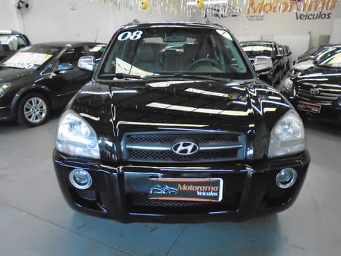 2008 hyundai tucson gl 2.0l