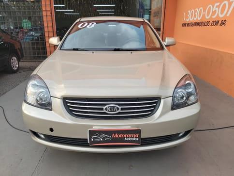 2008 kia magentis sedan-at ex 2.0 16v 4p
