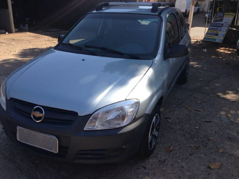 2011 CHEVROLET CELTA 1.0 VHCE LIFE 8V FLEX 2P MANUAL