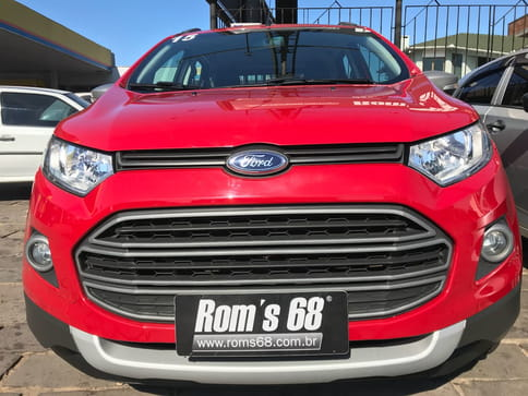 2015 ford ecosport freestyle 1.6