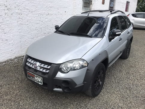 2011 fiat palio weekend adventure 1.8 16v
