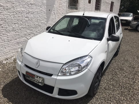 2012 renault sandero authentic 1.0