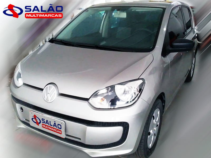 VOLKSWAGEN UP! TAKE 1.0L MPI TOTAL FLEX MEC. 4P