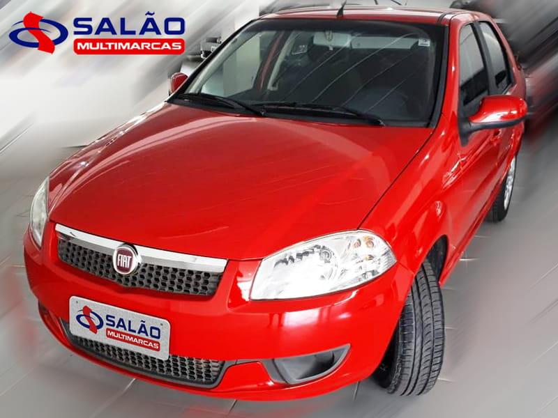 FIAT SIENA EL 1.0 FLEX MEC.