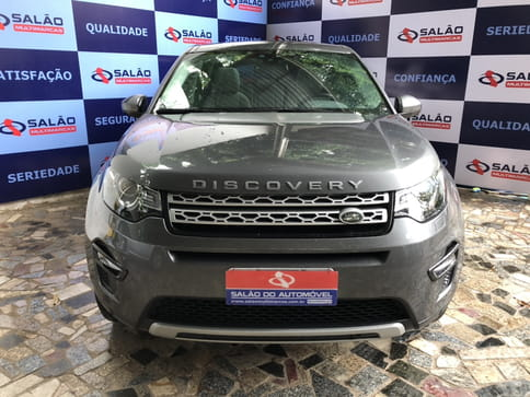 LAND ROVER DISCOVERY SPORT  SI4 HSE  2.0