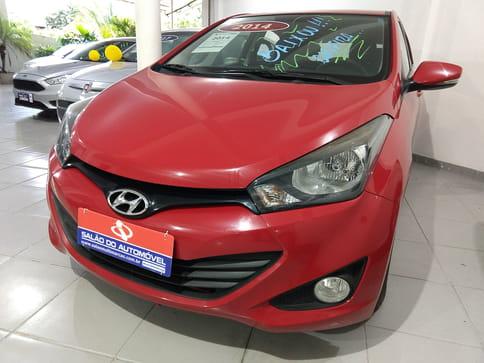 2014 hyundai hb20 comfort 1.6 flex 16v aut