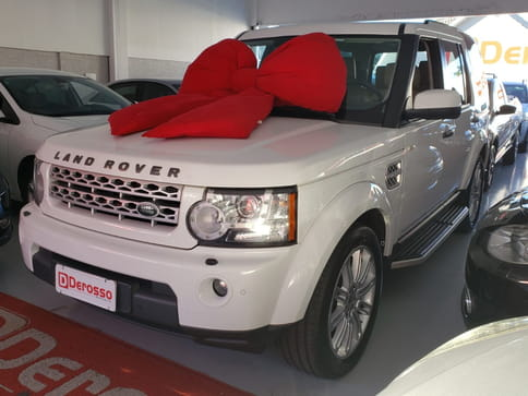 LAND ROVER DISCOVERY 4 3.0 HSE