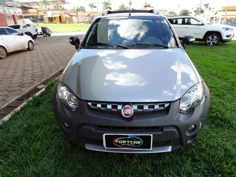 2015 FIAT STRADA 1.8 MPI ADVENTURE CD 16V FLEX 3P DUALOGIC