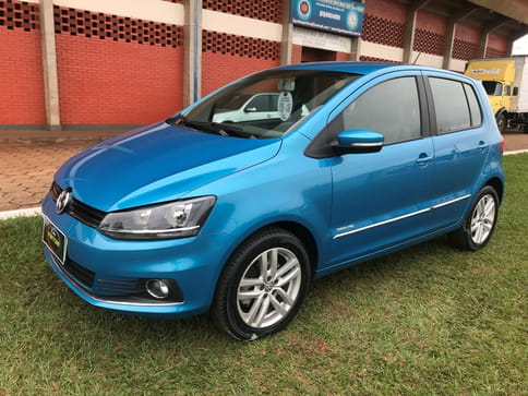 2015 volkswagen fox highline 1.6 16v msi