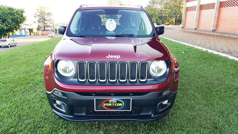 2017 jeep  renegade sport 1.8 flex aut