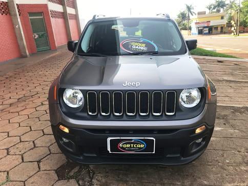 2017 jeep  renegade sport 1.8 flex aut