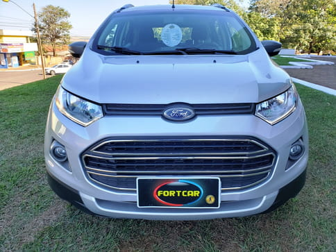 2016 ford ecosport freestyle 1.6 16v flex 5p aut