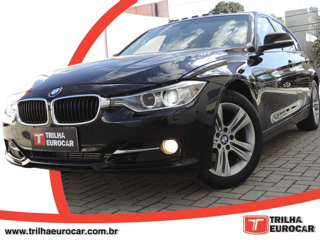 BMW 320IA 2.0 TURBO/ACTIVEFLEX 16V 184CV 4P