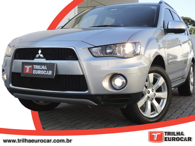 MITSUBISHI OUTLANDER 4X4-AT 3.0 V-6  4P