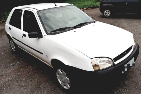 2001 ford fiesta gl 1.0mpi 4p