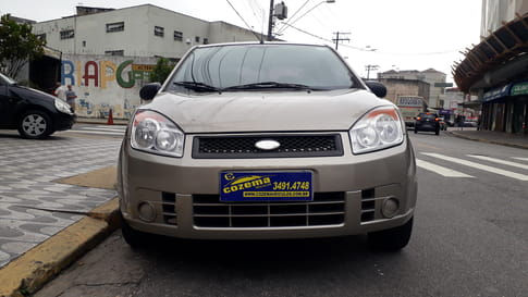 2010 FORD FIESTA SEDAN FLEX