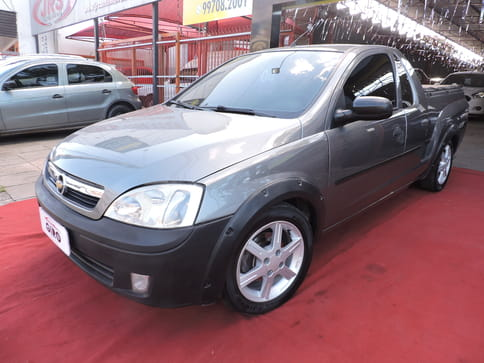 2004 CHEVROLET MONTANA FLEXPOWER CONQUEST 1.8 8v 2P