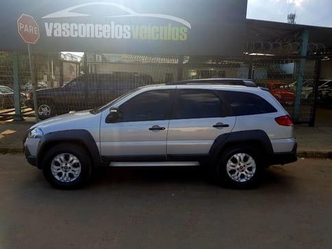 2012 FIAT PALIO WEEKEND ADVENTURE 1.8 16V