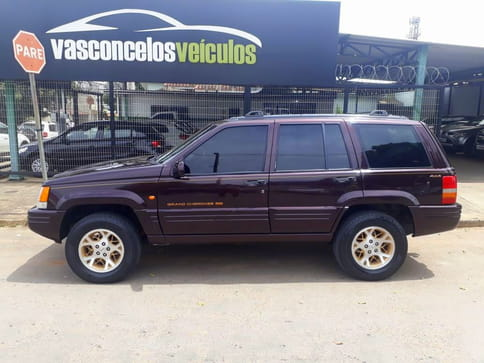 1998 JEEP GCHEROKEE LIMITED