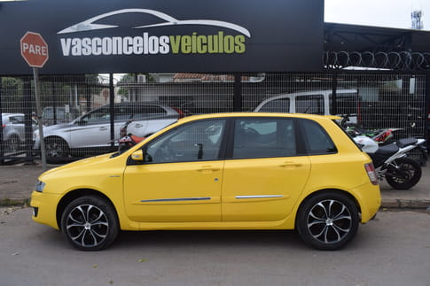 2009 fiat stilo dualogic sporting 1.8 8v