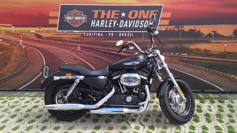 2014 HARLEY-DAVIDSON SPORTSTER 1200 CUSTOM XL
