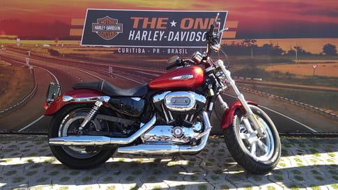 2013 harley-davidson sportster 1200 custom xl