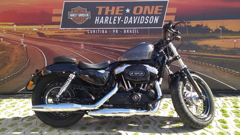 2015 harley-davidson sportster forty-eight 1200 xl