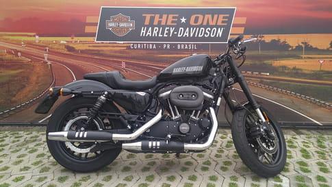 2018 harley-davidson xl 1200 cx roadster