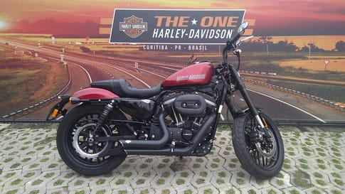 2017 harley-davidson xl 1200 cx roadster