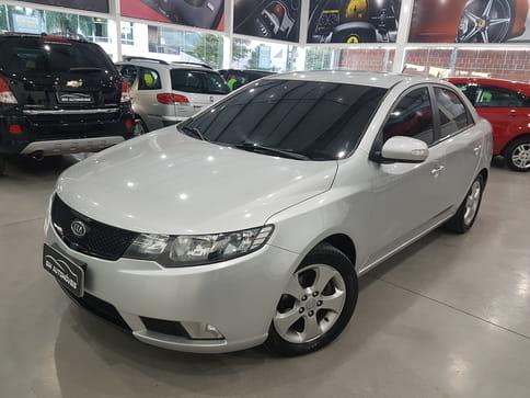 2010 kia cerato ex2 1.6 aut