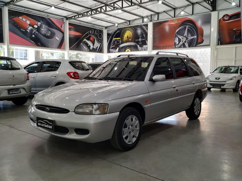 1998 ford escort sw glx 1.8 16v 4p