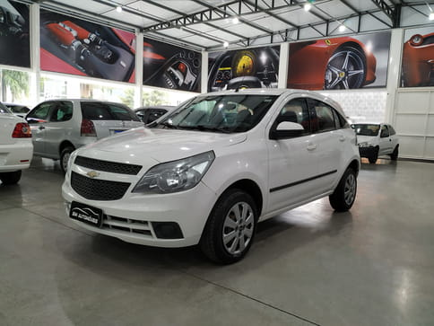 2013 chevrolet agile hatch lt 1.4 8v (flex) 4p
