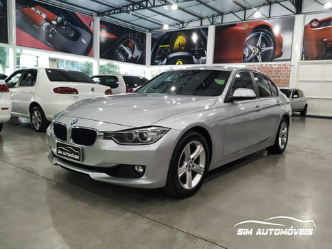 2014 bmw 320i 2.0 16v turbo active flex 4p automatico