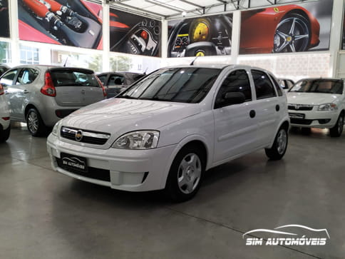 2012 chevrolet corsa hatch maxx