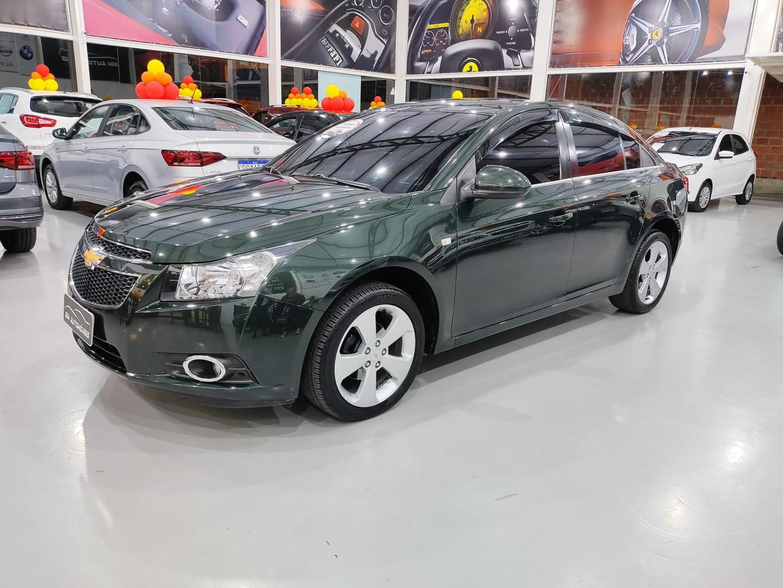 cruze 1.8 lt 16v flex 4p autom 2012 rolante
