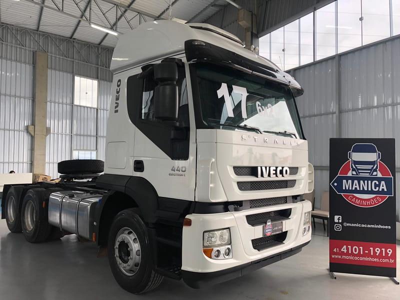 IVECO STRALIS 600 S44T 6X2 2P