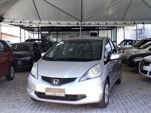 2010 HONDA FIT LX 1.4 FLEX 5p MEC