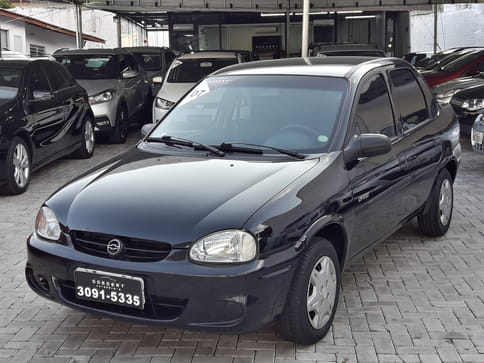 2007 chevrolet classic sedan spirit 1.0 vhc 8v 4p