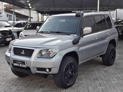 2007 mitsubishi pajero tr4 4x4 2.0 16v aut.