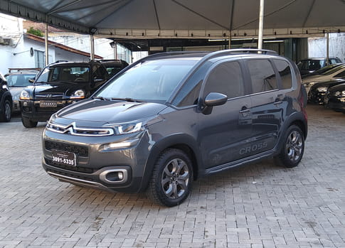2016 citroen aircross 1.6 shine 16v flex 4p