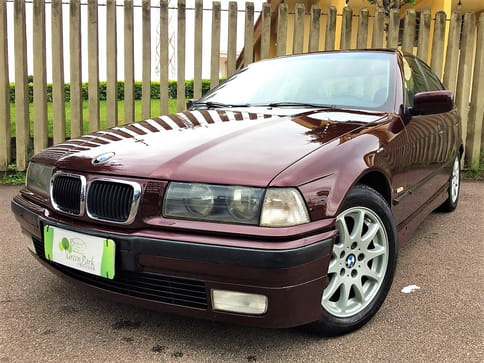 1998 BMW 323i 2.5 24v 4P