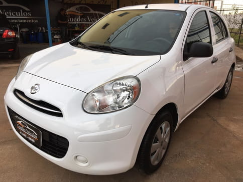 2012 nissan march 1.0