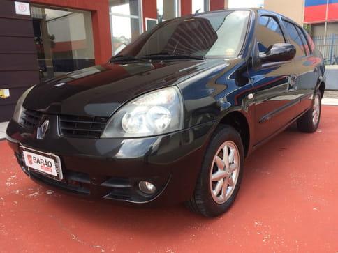 2007 renault clio sedan expression 1.6 16v basico
