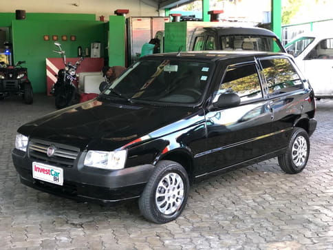 FIAT MILLE FIRE ECONOMY CELEBRATION 1.0 8V FLEX 2P
