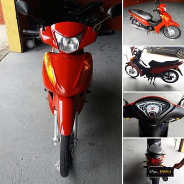2013 HONDA BIZ 125 EX